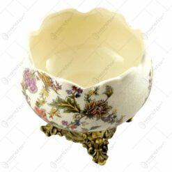 Bol ornamental realizat din ceramica (Model 2)