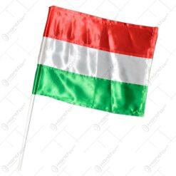 Steag pe bat - Design Ungaria