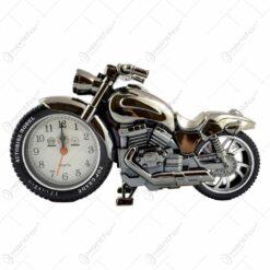 Ceas realizat din plastic in forma de motocicleta - Diferite modele