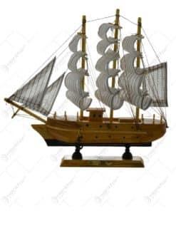 Ornament realizat din lemn - Vapor - Diverse modele (Model 2)