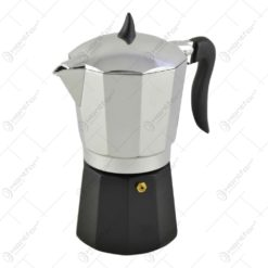 Espressor manual cafea realizat din aluminiu
