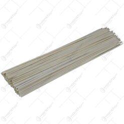 Tepusa pentru frigarui realizata din lemn