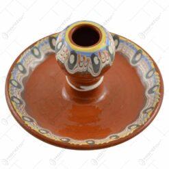 Sfesnic realizat din ceramica bulgareasca