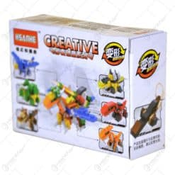 Jucarie constructiva pentru copii realizata din material plastic - Diferite modele (Model 4)