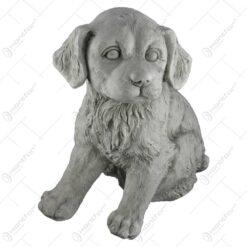 Figurina realizata din piatra - Catelus