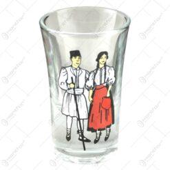 Pahar pentru bauturi spirtoase - Design Traditional (Tip 1)