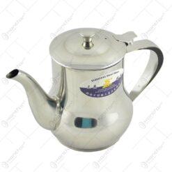 Ceainic realizat din otel inoxidabil (Model 3)