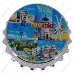 Magnet pentru frigider cu desfacator - Design Romania - 2 modele (Model 1)