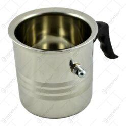 Oala pentru fiert lapte din inox 14 CM