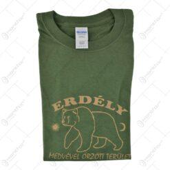 Tricou inscriptionat cu text -Erdely - Design Urs