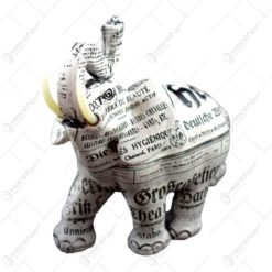 Figurina realizata din ceramica - Elefant
