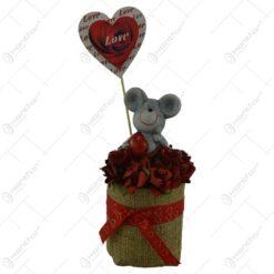 trandafiri si inimioare - 2 modele