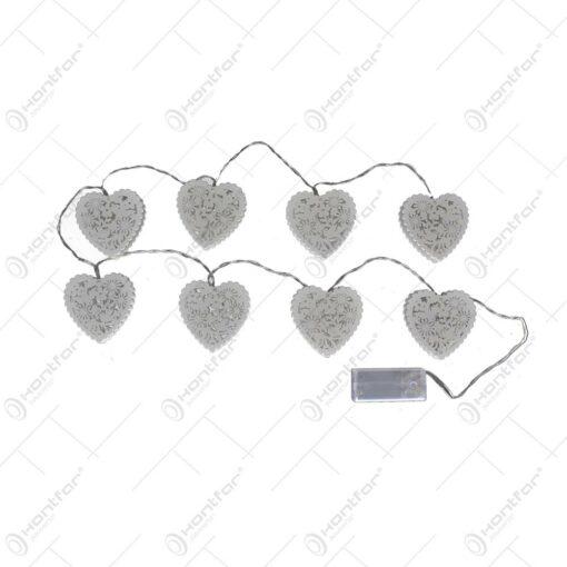 Decoratiune cu led - Design Inima