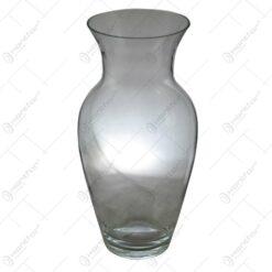 Vaza pentru flori realizata din sticla - Design Elegant (Tip 1)