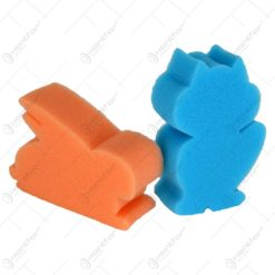 Set 2 bureti sintetice de baie pentru copii - Diferite modele