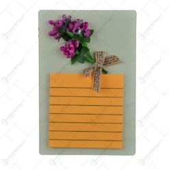 Magnet pentru frigider realizat din lemn - Diverse modele