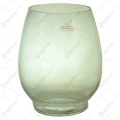 Vaza realizata din sticla - Transparent (Model 2)
