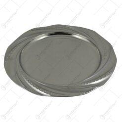 Tava rotunda pentru servit (Model 2)