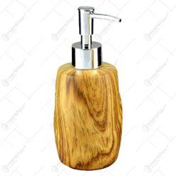 Dispenser realizat din ceramica - Design Lemn - Diferite modele
