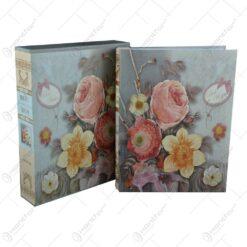 Album pentru fotografii - Design Floral - Diverse modele (Model 1)