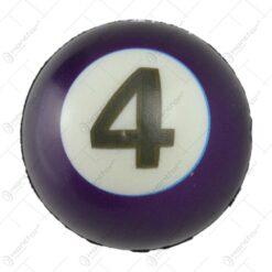 Set 12 mingi realizate din plastic (Model 2)