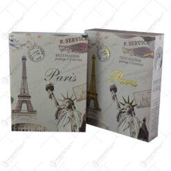 Album pentru fotografii - Design Paris/London - Diverse modele (Model 4)