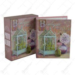 Album pentru fotografii - Design Floral - Diverse modele (Model 10)