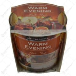 Lumara parfumata in pahar - Warm Evening - Diferite arome
