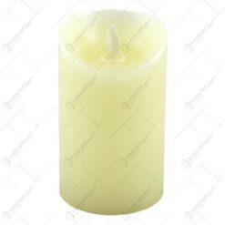 Lumanare cu led realizata din material plastic (Tip 1)