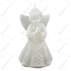 Lumanare cu led in forma de ingeras pentru Craciun - Christmas Angel - 2 modele (Model 1)