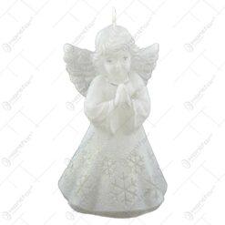 Lumanare in forma de ingeras pentru Craciun  - Christmas Angel - 2 modele