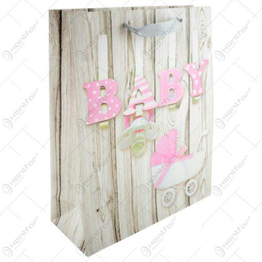 Punga pentru cadouri - Design Baby - 2 modele (Model 1)