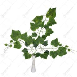 Creanga artificiala cu frunze de ficus (Model 1)