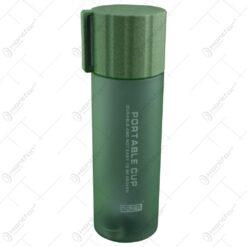 Recipient apa din plastic