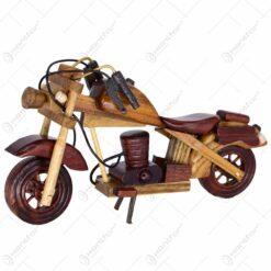 Motocicleta realizata din lemn - Diverse modele