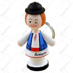 Breloc cu figurina - Design Traditional