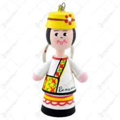 Breloc cu figurina - Design Traditional