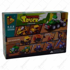 Set joc de constructie - Masina utilitara - Diverse modele