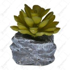 Planta artificiala in ghiveci - Sempervivum - Diverse modele