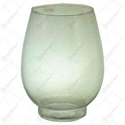 Vaza realizata din sticla - Transparent (Model 1)