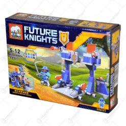 Joc constructiv realizat din material plastic - Future Knights