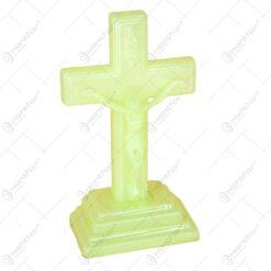 Cruce fluorescenta cu talpa