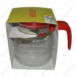Ceainic din sticla termorezistenta 1 L