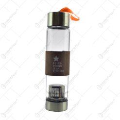Sticla pentru apa -Being young is an attitude (Model 2)