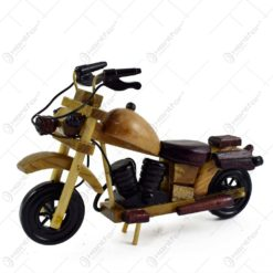 Motocicleta realizata din lemn - Diverse modele (Model 2)
