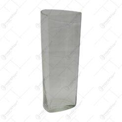 Vaza din sticla pentru decoratiuni florale de dimensiune mare 32cm