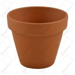 Ghiveci realizat din ceramica - Design Clasic - Mediu (8 cm)