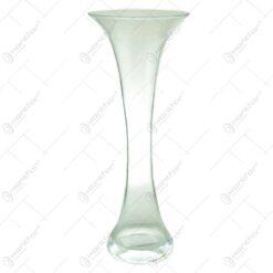 Vaza din sticla pentru orhidee 32cm