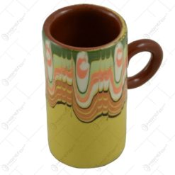 Cana inalta realizata din ceramica bulgareasca - Diferite modele