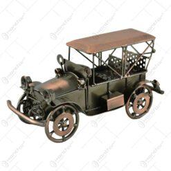 Decoratiune realizata din metal - Design Masini de epoca - Diferite modele (Tip 2)